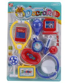 Playmate Doctor Set - 10 Pieces