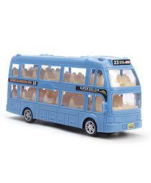 Playmate Luxury Bus - Blue