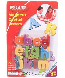 Playmate Magnetic Letters Small