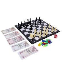 Ratnas Two Sided Business And Chess Game Board