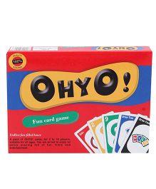 Ratnas Ohyo Card - Multicolor