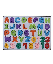 Ratnas Alphabets And Number Teacher Board