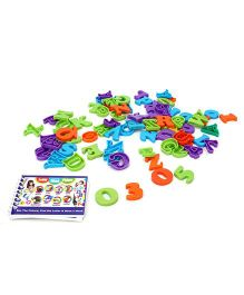Ratnas Letter Word Picture Junior - Multi Color