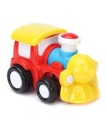 Smiles Creation Train Toy - Yellow And Red