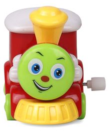 Smiles Creation Funky Train Engine Toy - Orange