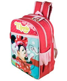 Disney Minnie Mouse School Backpack Red - 14 inches