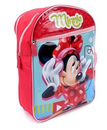Disney Minnie Mouse School Backpack Red - 16 inches