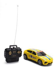 Kumar Toys F F Radio Controlled Car Toy - Yellow And Blue