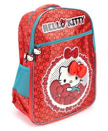 Hello Kitty School Backpack Red - 16 inches