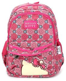 Hello Kitty School Backpack Pink - 15 inches