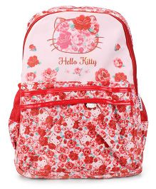Hello Kitty School Backpack Pink - 19 inches
