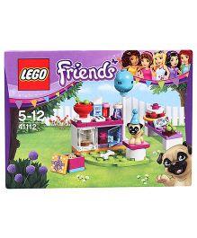 Lego Friends Party Cakes - 50 Pieces