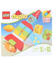 Lego Duplo My First My First Rocket - 18 Pieces