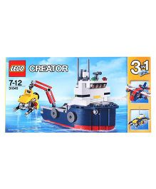 Lego Creator Ocean Explorer - About 213 Pieces