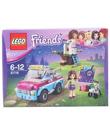 Lego Friends Olivia's Exploration Car - 185 Pieces