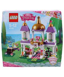 Lego Disney Princess Royal Castle Construction Set