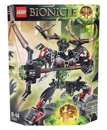 Lego Bionicle Umarak The Hunter Construction Set - 172 Pieces