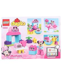 Lego Duplo Disney Minnie's Cafe Construction Set - 27 Pieces