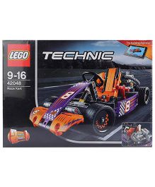 Lego Technic Race Kart Construction Set - 345 Pieces
