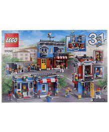 Lego Creator Corner Deli Construction Set - 467 Pieces