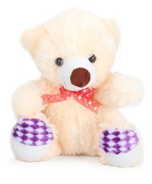 Liviya Teddy Bear Cream - 33 cm
