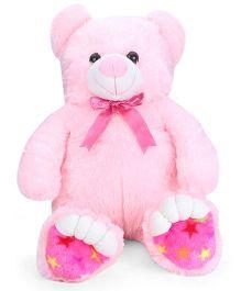 Liviya Teddy Bear Pink - Height 32 Inches