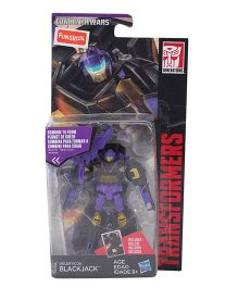 Transformers Decepticon Blackjack Action Figure