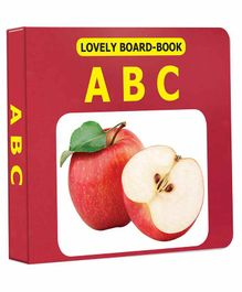 Lovely Board Book - ABC