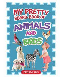 My Pretty Board Book - Animals And Birds