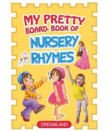 My Pretty Board Book - Nursery Rhymes