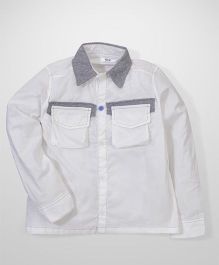 Enfant Shirt - White