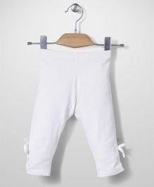 Enfant Super Soft Leggings - White