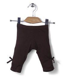 Enfant Super Soft Leggings - Brown