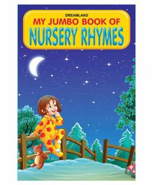 My Jumbo Book - Nursery Rhymes