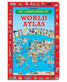 My Jumbo Book Of World Atlas