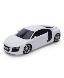 Maisto Radio Controlled Audi R8 V10 - White
