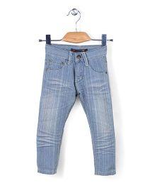 Trombone Super Soft Jeans - Blue