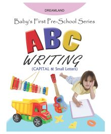 Baby's First Pre-School Series - ABC Writing