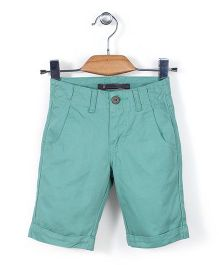 Trombone Super Soft Shorts - Green