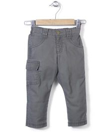 Enfant Stylish Pant - Gray
