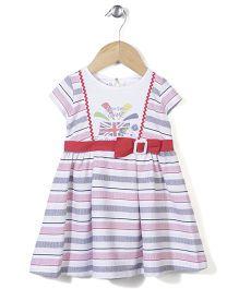 Enfant London Game Print Dress - Multicolour