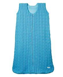 Pluchi Granny's Love Sleepbag - Blue