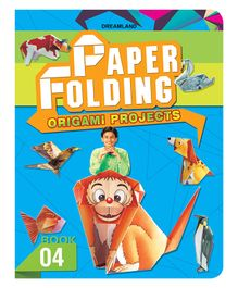 Creative World of Paper Folding (Origami) - Book 4