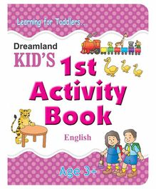 1st Activity Book - English