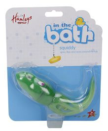 Hamleys In The Bath Toy Squiddy - Green