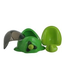 Mee Mee Baby Potty Seat Airplane Design - Green
