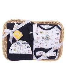 Mee Mee Clothing Gift Set Pack Of 7 MM 33086S - Navy Blue