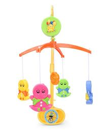 Mee Mee Doll Musical Cot Mobile - Multicolor