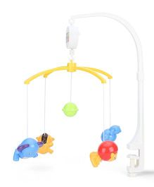 Mee Mee Musical Animal Cot Mobile - Multicolor