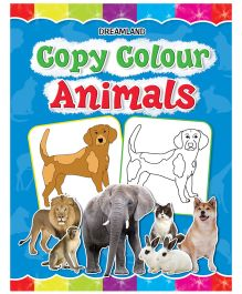 Copy Colour - Animals